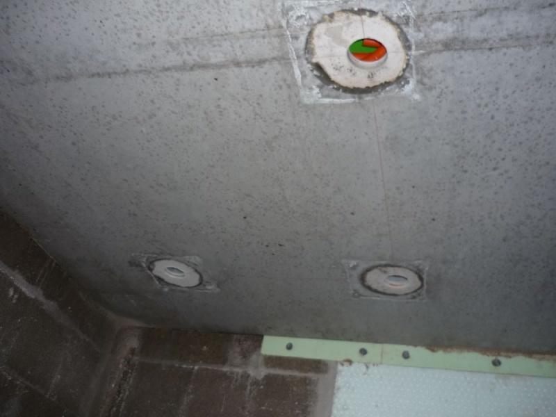 Neubau: NV-Trafos/Halogen Spots einbauen