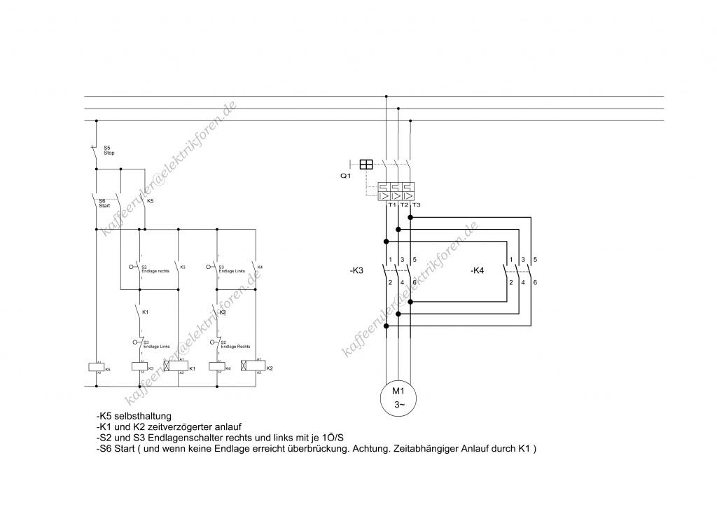 Charmant Stern Dreieck Starter Schaltplan Bilder - Elektrische ...