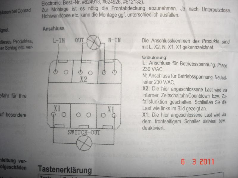 Nett Lichtschalter Kein Neutralleiter Fotos - Der Schaltplan ...