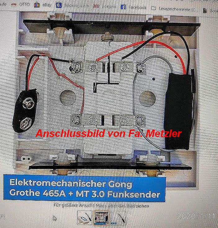 Elektromechanischer Gong Verstärker per Funk von Metzler Anschlussbild.jpg