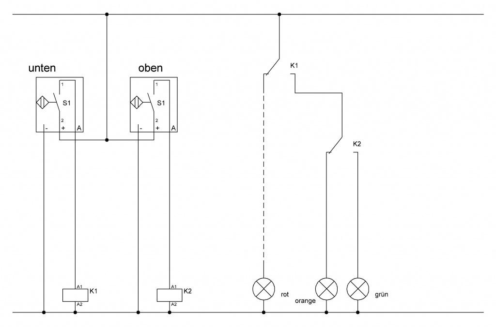 Ausgezeichnet Näherungsschalter Schaltplansymbol Ideen - Elektrische ...