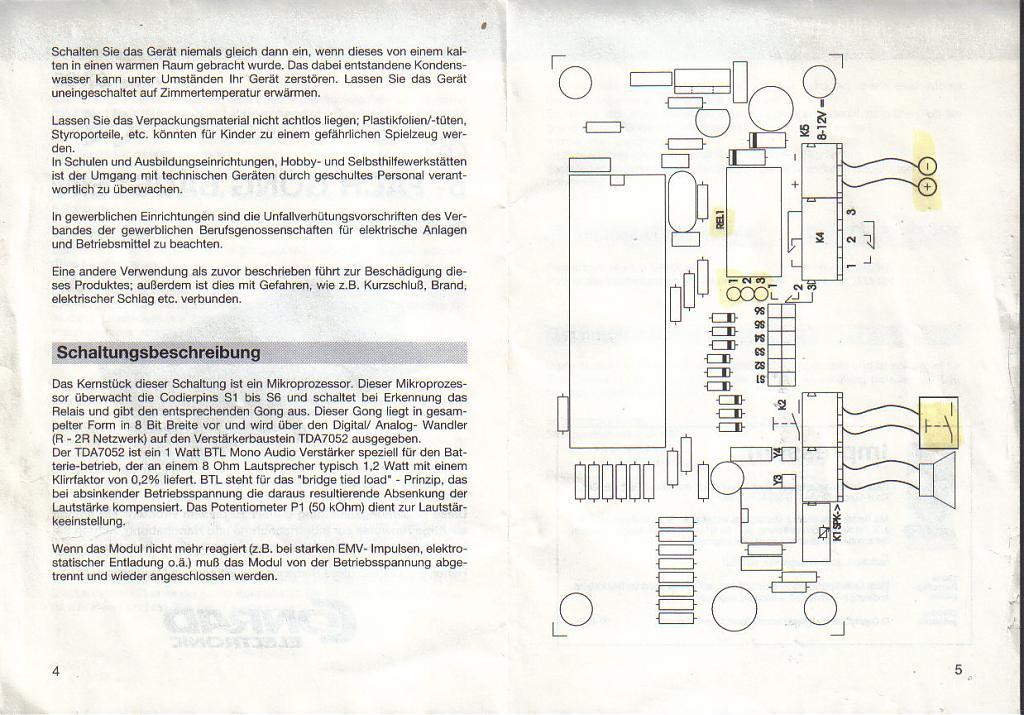 Wie 12V Wechselstrom zu Gleichstrom machen?