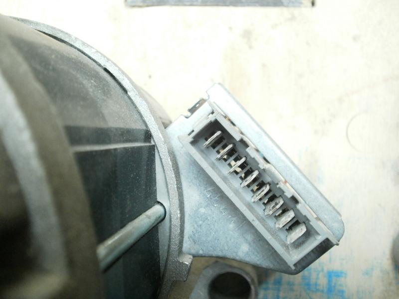Waschmaschinenmotor anschließen