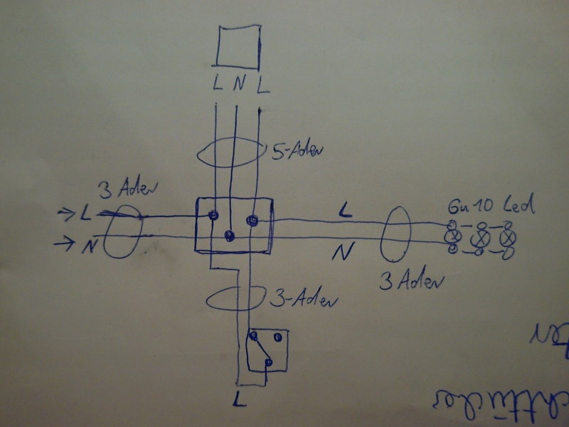 bewegungsmelder wechselschaltung dauerlicht bewegungsmelder mit schalter schaltplan. Black Bedroom Furniture Sets. Home Design Ideas