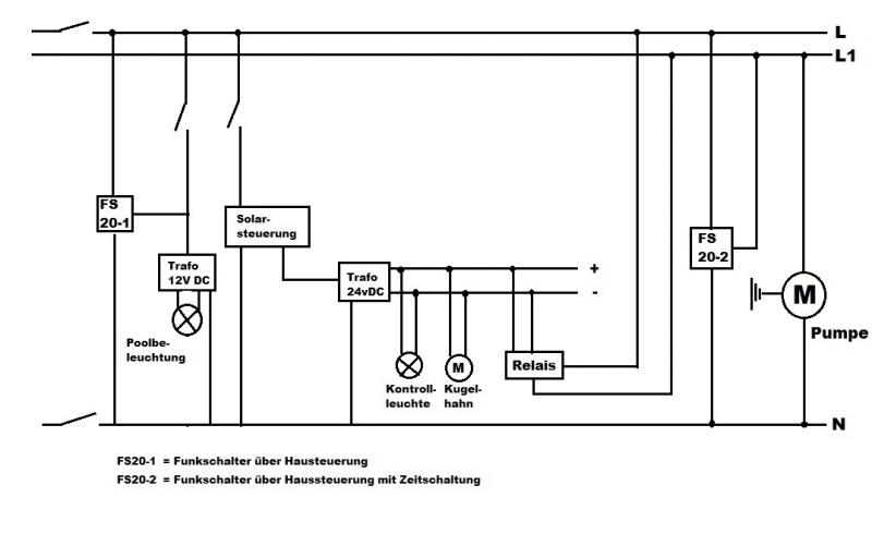 Gemütlich Lichtschaltplan Der Garage Fotos - Die Besten Elektrischen ...
