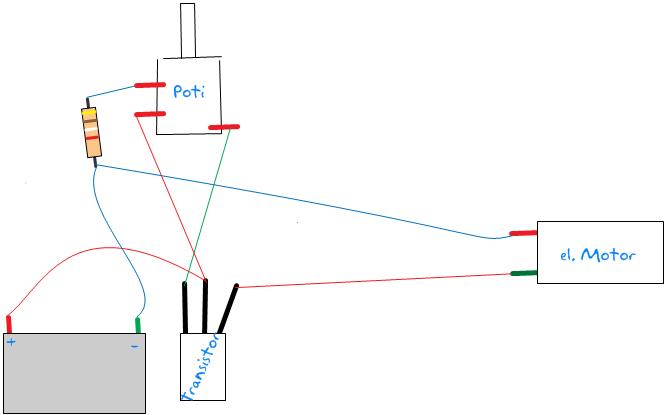 E-Motor - Drehzahl regulieren ohne Drehmoment zu beeinflussen - möglich?