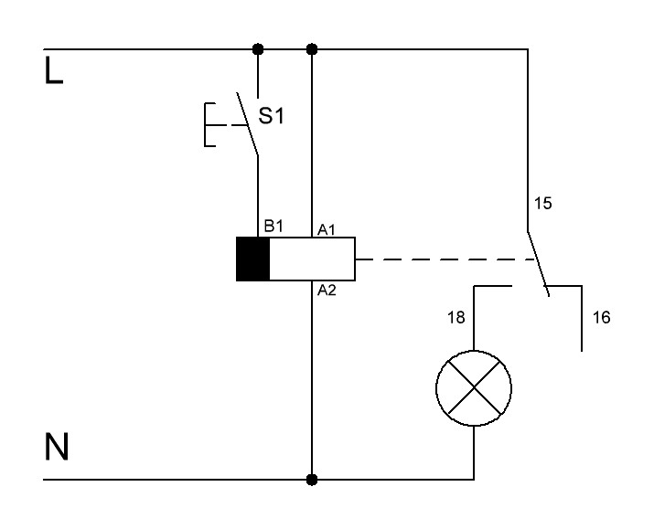 zeitschaltrelais conrad CMFR-66
